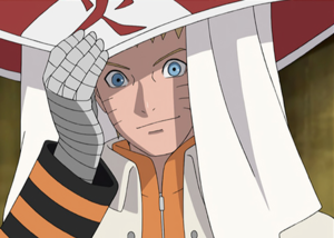 Naruto the 7th hokage