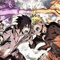 Naruto vs Sasuke - naruto-shippuuden fan art