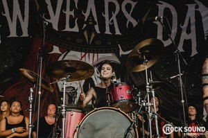New Years ngày at Vans Warped Tour 2017