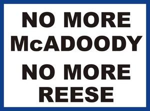 NoMore McAdoo