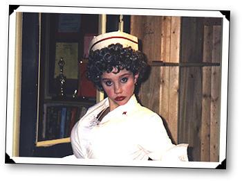 The Amanda Zeigen Hintergrund entitled Nurse Zelda