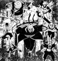 Obito's Sage Of Six Paths - naruto-shippuuden fan art