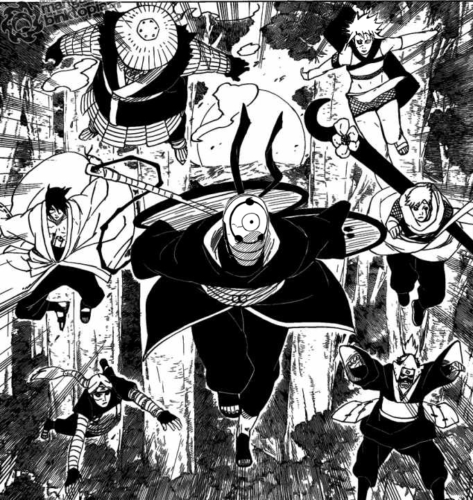 Naruto Shippuuden Images Obitos Sage Of Six Paths Hd Wallpaper And Background Photos