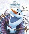 Olaf's Frozen Adventure Book Covers - frozen photo