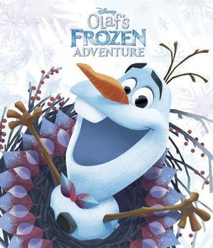 Olaf's Frozen Adventure Book Covers