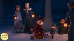 Olaf's Frozen Adventure New Stills