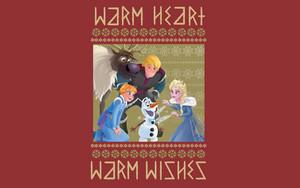 Olaf's Frozen Adventure achtergrond