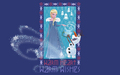 Olaf's Frozen Adventure Wallpaper - elsa-the-snow-queen wallpaper
