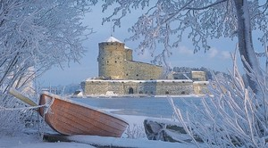 Olavinlinna замок
