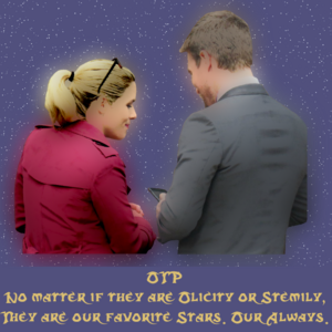 "Olicity Dream, ""Always..."""