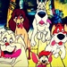Oliver and Company  - fred-and-hermie icon