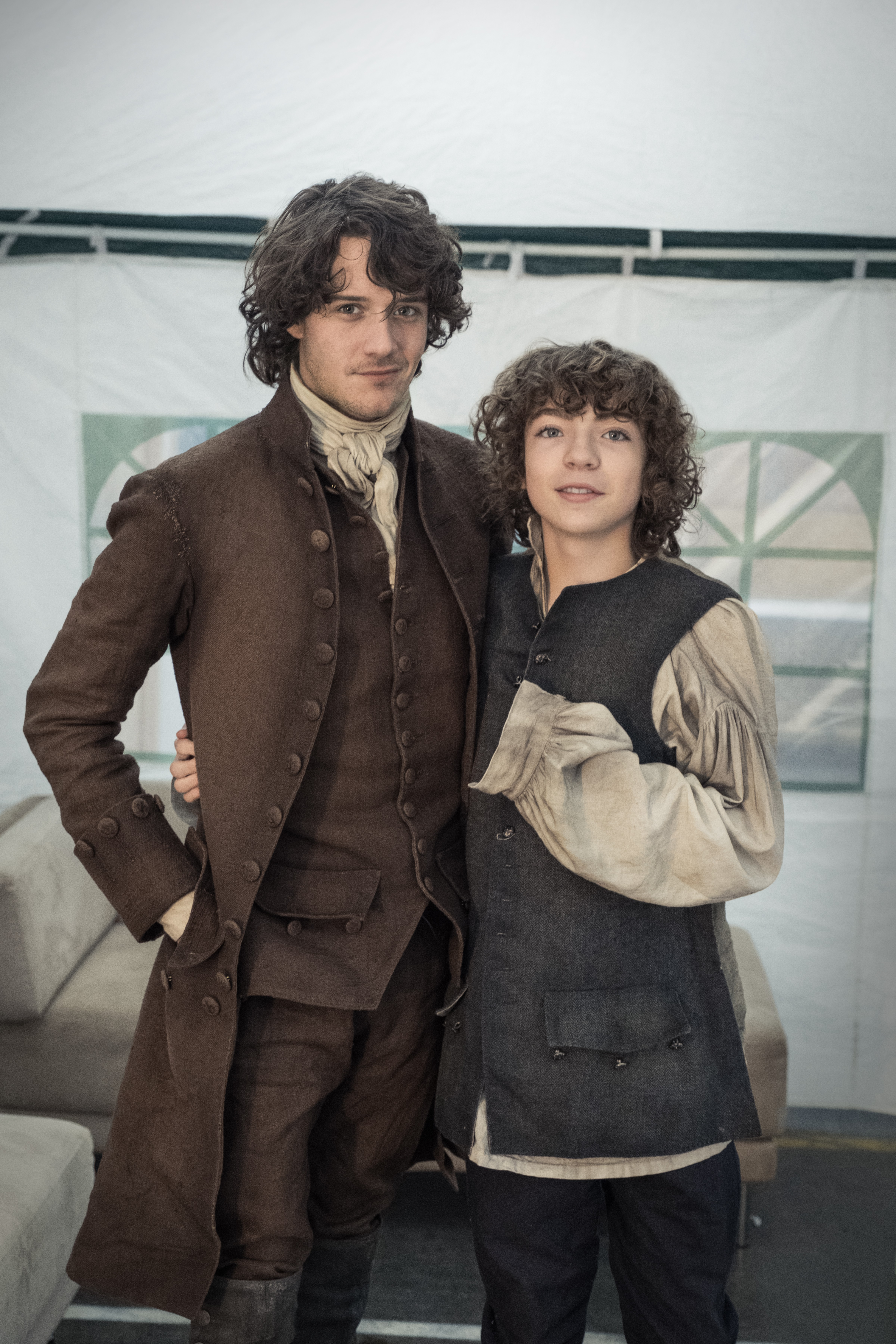 """Outlander """"First Wife"""" (3x08) promotional picture"""