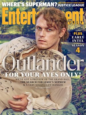 Outlander Season 3 Entertainment Weekly Cover