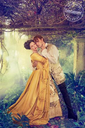 Outlander Season 3 at Entertainment Weekly Photoshoot