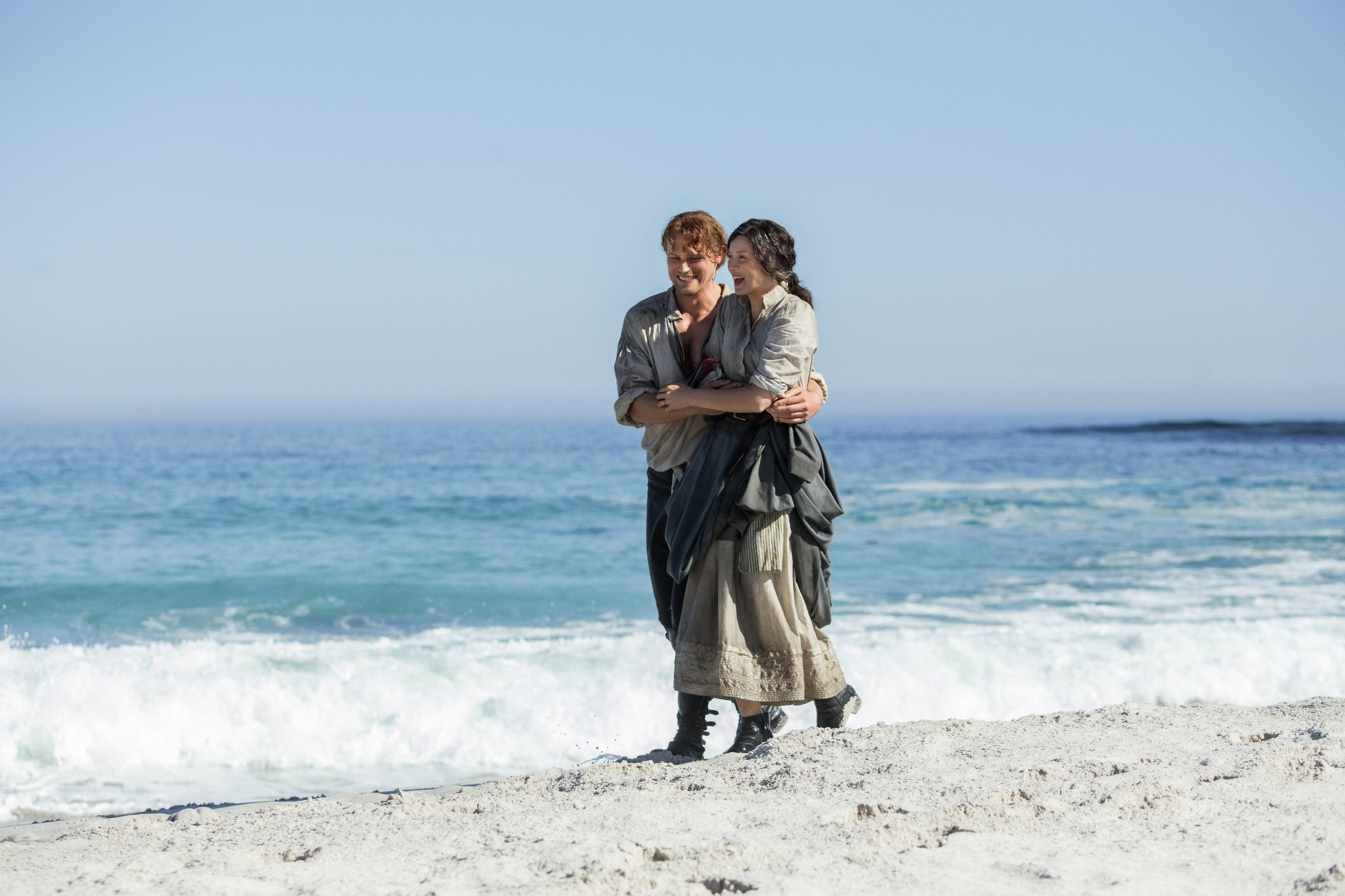 """Outlander """"Uncharted"""" (3x11) promotional picture"""