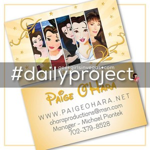 Paige O Hara's Contact