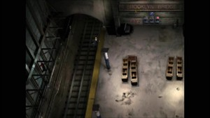 Parasite Eve (PS1) Subway Climbing Glitch