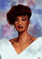Phylis Hyman  - celebrities-who-died-young fan art