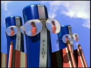 Pilot Pen MTV