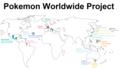 Pokemon World Map - pokemon photo