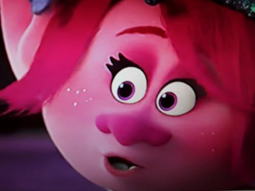 DreamWorks Trolls fondo de pantalla titled amapola Trolls Holiday