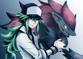 Prince N Harmonia and his Zoroark
