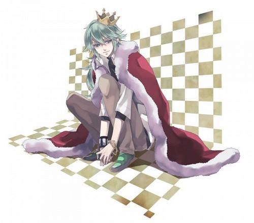 N(pokemon) kertas dinding entitled Prince Natural Harmonia Gropius