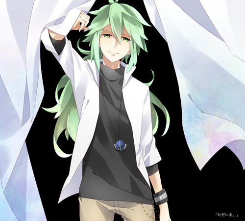 N(pokemon) wallpaper titled Prince Natural Harmonia Gropius