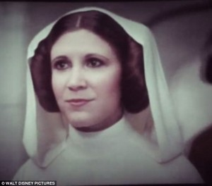 Princess Leia in Rogue One