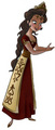 Queen Marisol fan colored - disney-princess fan art