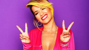 Rita Ora achtergrond