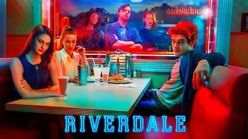Riverdale (2017 TV series) wallpaper titled Riverdale Cast