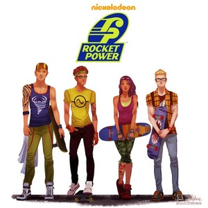 Rocket power gang all growned up