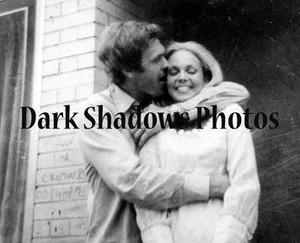 Roger Davis and Lara Parker