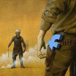 SATAN facebook VS POLICE IN EGYPT