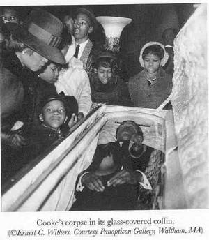 Sam Cooke's Funeral Back In 1964