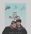 Sama and Dean - supernatural fan art