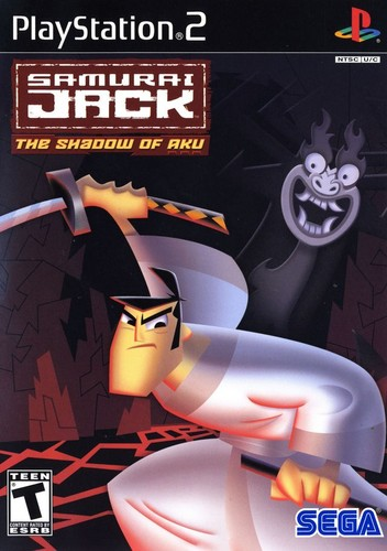Samurai Jack Hintergrund entitled Samurai Jack : The Shadow of Aku