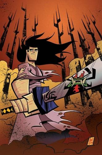 Samurai Jack Hintergrund called Samurai Jack