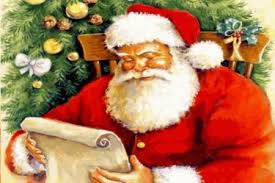 Santa Claus' Famous lijst - Have u Been Naughty of Nice This Year?