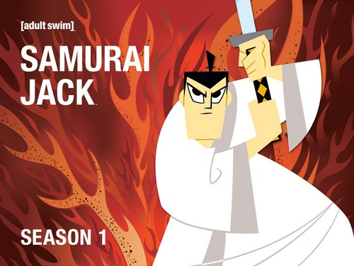 Samurai Jack Hintergrund called Season 1