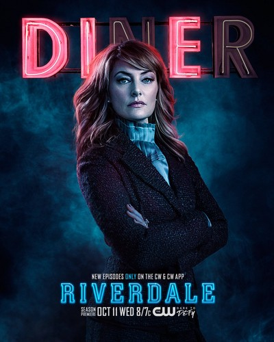 Riverdale (2017 TV series) 壁纸 entitled Season 2 餐车, 晚餐, 小餐馆 Promos - Alice