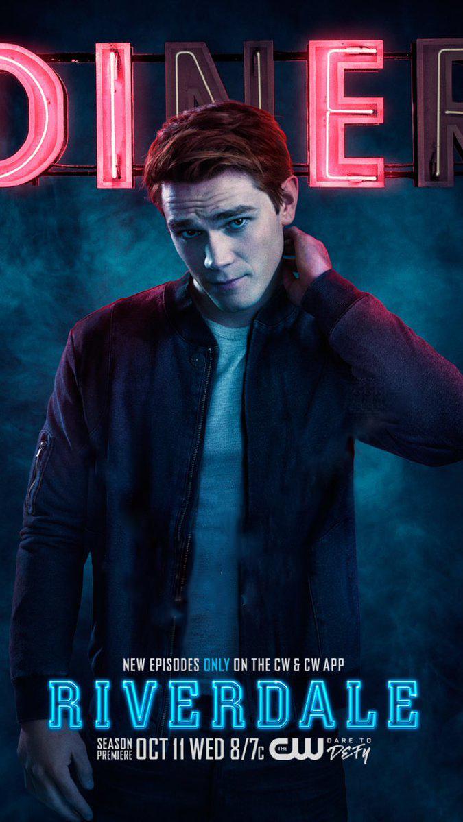 Season 2 diner Promos - Archie
