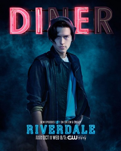 Jughead Jones Wallpaper: Riverdale (2017 TV Series) Images Season 2 Diner Promos