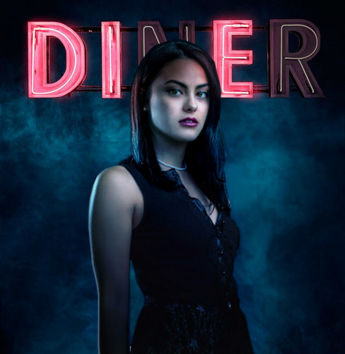 Riverdale (2017 TV series) hình nền called Season 2 quán ăn Promos - Veronica
