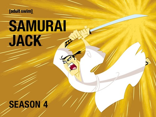 Samurai Jack Hintergrund called Season 4