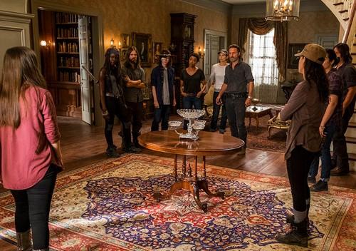 Michonne Обои called Season 7 Promotional Episode Still