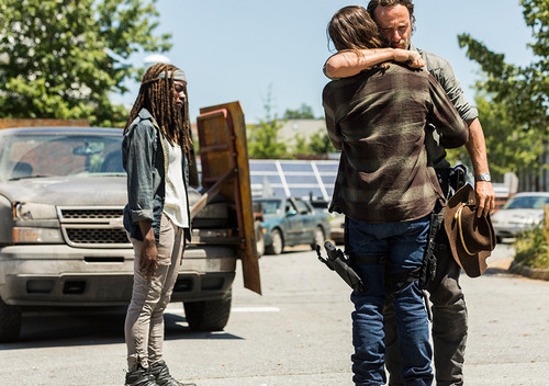 Michonne Обои titled Season 8 Promotional Episode Still