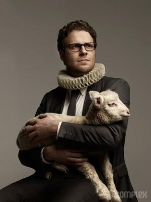 Seth Rogen - Complex Photoshoot - 2011