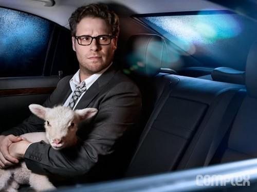 Seth Rogen Hintergrund called Seth Rogen - Complex Photoshoot - 2011
